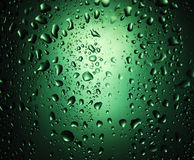 Green water Stock Images