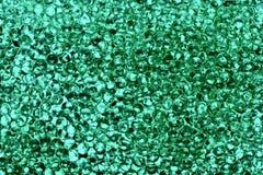 Green water balls Stock Image