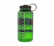 Green Water Bottle stock images