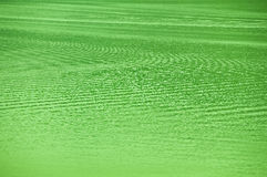 Green water ripple. Royalty Free Stock Photo