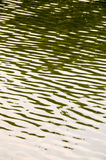 Green Water Texture Royalty Free Stock Photography