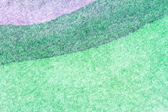 Green Watercolor Background Stock Photography