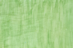 Green watercolor background. Handmade green watercolor backgrounds made on paper Stock Photos