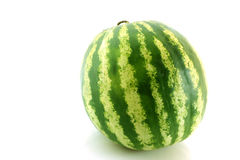 Green watermelon Royalty Free Stock Image
