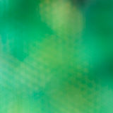 Green wave abstract background Royalty Free Stock Images