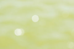 The green wave backgrounb on bokeh style Royalty Free Stock Image