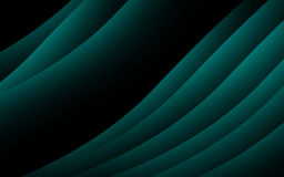 green wave concept background royalty free stock photos