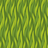 Green wave seamless pattern for background, surface design royalty free illustration