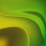 Green waves Royalty Free Stock Image