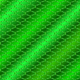 Green Waves On A Green Background Royalty Free Stock Images