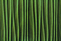 Green wawe background Stock Photos