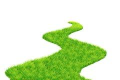 Green Way Stock Photos