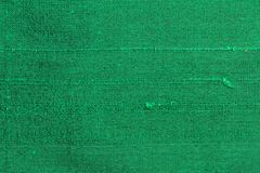 Green weave fabric Stock Photos