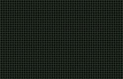 Green White Black Woven Metallic Background Stock Photo