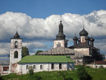 Cathedral in Russia Royalty Free Stock Photos