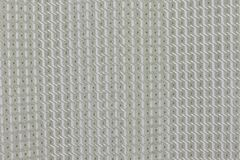 Green and white cloth texture Stock Photos