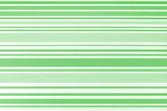 Green and white irregular stripes Royalty Free Stock Photography