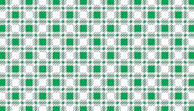 Green and white tartan plaid pattern.Texture for : plaid, tablecloths, clothes, shirts, dresses, paper, bedding, blankets, quilts. And other textile products vector illustration