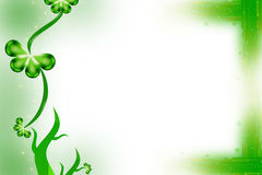 Green wine and butterfly left side, abstrack background Royalty Free Stock Image