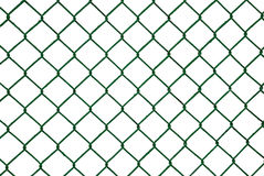 Green wire Stock Photography