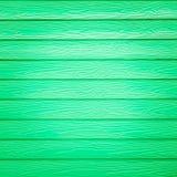 Green wood background. (for background vector illustration
