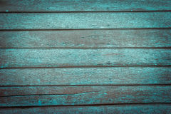Green wood backgrounds,vintage image Royalty Free Stock Photos