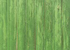 Green wood boards at christmassy style Stock Images