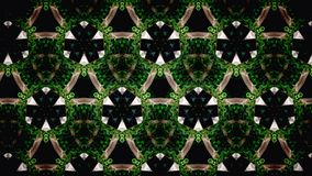 Green wood garden Pattern wallpaper Abstract Royalty Free Stock Image