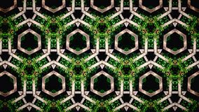 Green wood garden Pattern wallpaper Abstract Royalty Free Stock Images