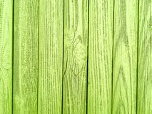 Green wood. Board Royalty Free Stock Images