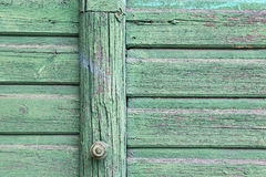 Green wood Stock Photography