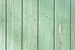 Green wood. Panels as a textured background Royalty Free Stock Image