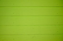 Green wood plank wall texture background Stock Image