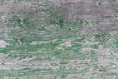Green wood siding Royalty Free Stock Images