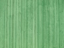 Green wood texture Royalty Free Stock Images