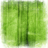 Green wood texture. A green wood texture background Stock Photography