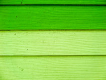Green wood texture Royalty Free Stock Photography