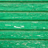 The green wood texture. With natural patterns Stock Images