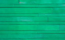Green wood texture Stock Images