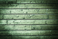 The green wood texture with natural patterns. Background Stock Photography