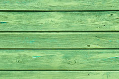 The green wood texture with natural patterns. Background Stock Image