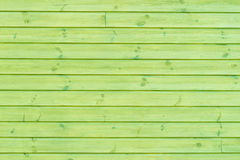 The green wood texture with natural patterns. Background Stock Images
