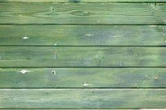 Green wood texture Stock Photo