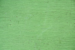 Green wood texture wall background Stock Images
