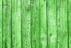 Green wood textured planks. Wooden background for St. Patricks D. Ay stock images