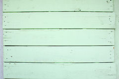 Green wood wall texture background Stock Photography