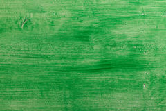 Green wooden background Stock Photography