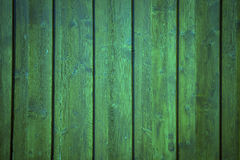 Green Wooden Background  - Stock Photography Stock Photo