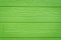 Green Wooden Background. Stock Image