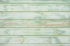 Green wooden background. stock photography